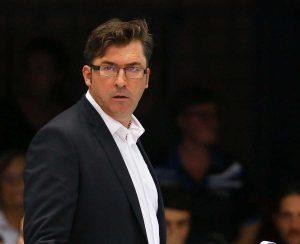 Vincenzo Nacci, allenatore Tuscania volley