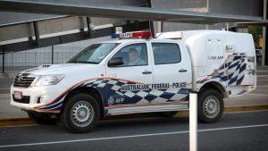 Australia - Polizia