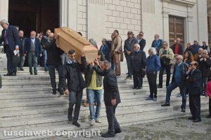 Tarquinia - I funerali di Omero Bordo