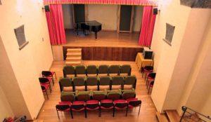 Bolsena - Il teatro Cavour