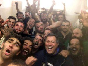 La Union Viterbo festeggia il successo