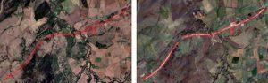Il consumo di suolo a Vetralla - Fonte Ispra