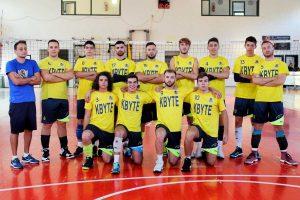 Sport - Pallavolo - Volley Viterbo - I viterbesi prima di un match