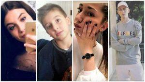 Ancona - Le vittime della tragedia in discoteca