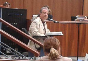 Gianfranco Fiorita in tribunale