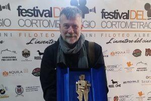 Il regista Alessandro D'Alatri