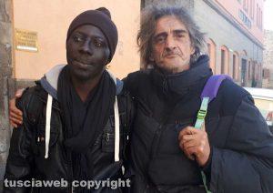 Incendio al Carmine - Andrea Nerici con Aliu Ndong