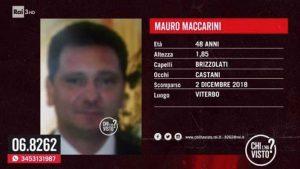 Chi l'ha visto? - La scheda di Mauro Maccarini
