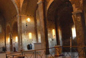 Fabrica di Roma - La chiesa di Santa Maria di Falleri