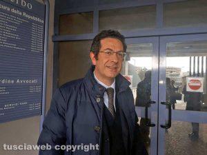 L'avvocato Vincenzo Comi