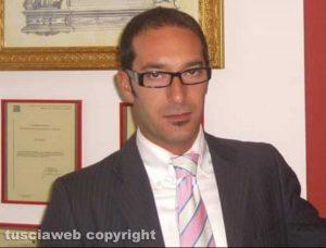 L'avvocato Mirko Bandiera - Presidente uscente della camera penale di Viterbi