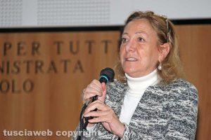 Maria Rosaria Covelli, presidente del tribunale di Viterbo