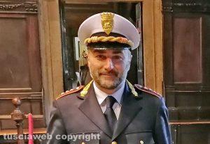 Viterbo - Mauro Vinciotti, comandante polizia locale