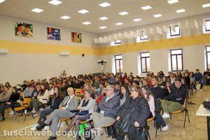 Viterbo - Premio Centamore al liceo Buratti