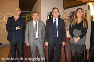 Zingaretti, Panunzi, Astorre e Troncarelli