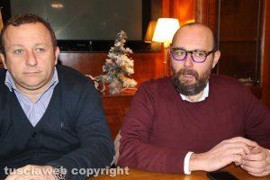 Gianluca Grancini e Paolo Bianchini