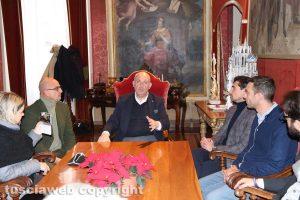 Comune - Migranti - Il prefetto Bruno alla presentazione del progetto