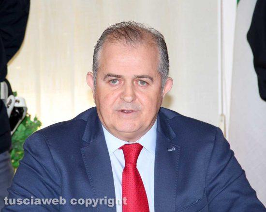 Il questore Massimo Macera