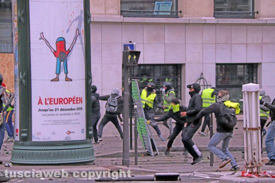 Francia - La battaglia di Parigi