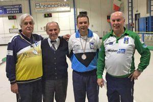 Sport - Bocce - I campionati provinciali del comitato di Viterbo