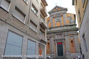 Viterbo - Chiesa del Suffragio