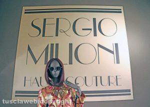 Viterbo - L'atelier di Sergio Milioni