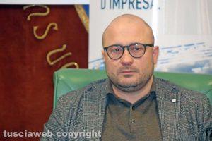 Alberto Frau, direttore Coldiretti