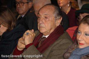 Sutri - Emmanuele Emanuele, presidente della Fondazione Terzo Pilastro Internazionale