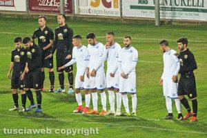 Sport - Calcio - Viterbese - Il match con la Paganese
