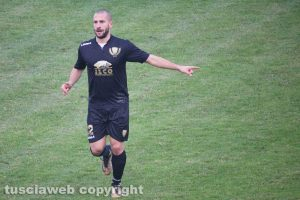Sport - Calcio - Viterbese - Fabrizio Roberti