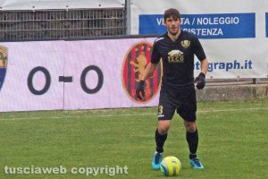 Sport - Calcio - Viterbese - Zivko Atanasov
