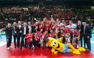 Volley - La Scarabeo vince la Coppa Italia 2018