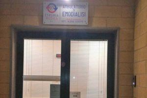 Tarquinia - Il centro dialisi Etruria medica