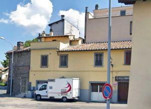 Viterbo - La Quercia - Il cinema Trento