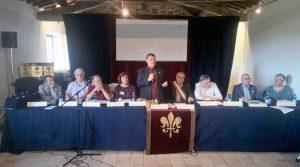 Farnese - Premio Farnia d'Oro - intervento del presidente di giuria