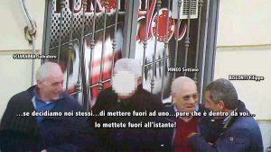 Nuova Cupola di Cosa Nostra - Un'intercettazione dei carabinieri