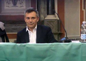Viterbo - Congresso Fials - Il neo segretario provinciale Giancarlo Catani