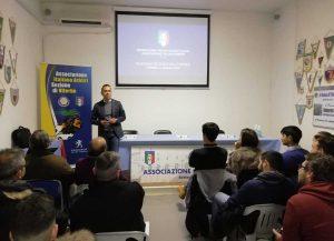 Viterbo - La riunione tecnica nella sede dell'Aia