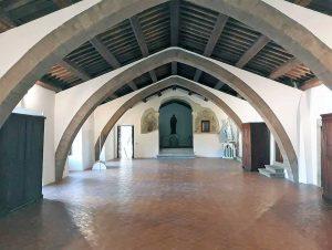 Viterbo - Il monastero di santa Rosa