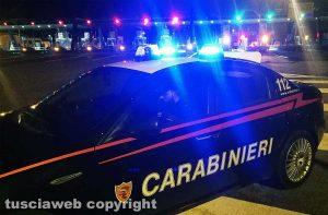 Orte - I carabinieri al casello autostradale