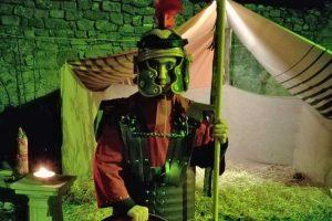 Viterbo - Il presepe vivente a San Faustino