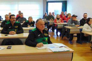 Sport - Baseball - Il seminario tecnico all'Acqua Acetosa