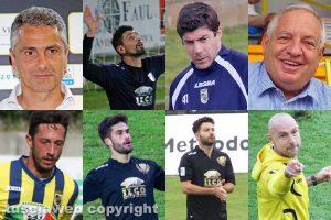 Sport - Calcio - Viterbese - I protagonisti del 2018