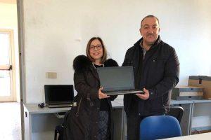 Vitorchiano - Nuovi computer per la scuola