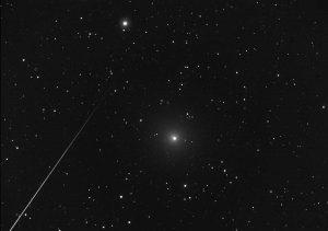 La cometa Wirtanen