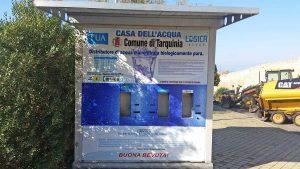 Tarquinia - Casetta dell'acqua