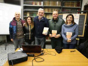Castel Sant'Elia - La presentazione del libro di Silvano Olmi