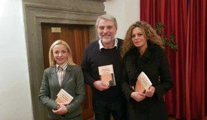 Da sinistra Orietta Celeste, Silvano Olmi e Rita Chiatti