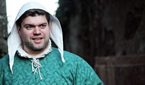 Bassano in Teverina - Il sindaco Alessandro Romoli