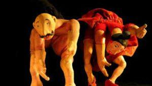 Spettacolo teatrale di Girovago & Rondella